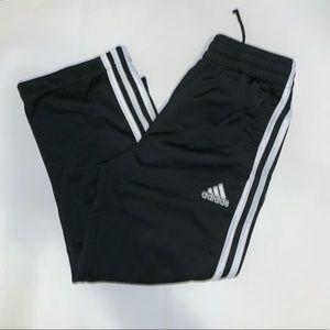 Adidas boys 10/12 track pants